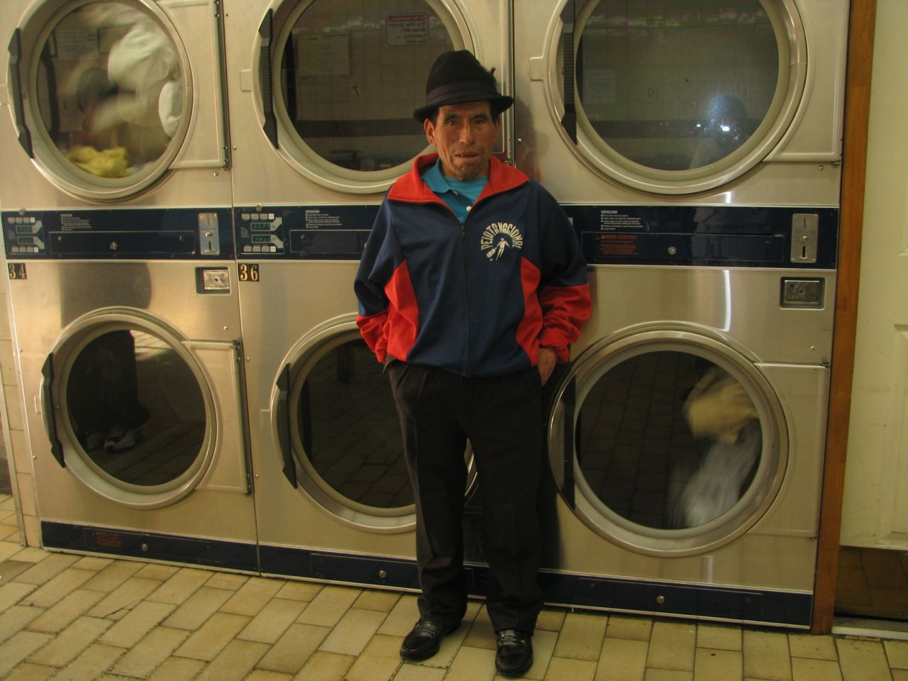 New York laundry machines